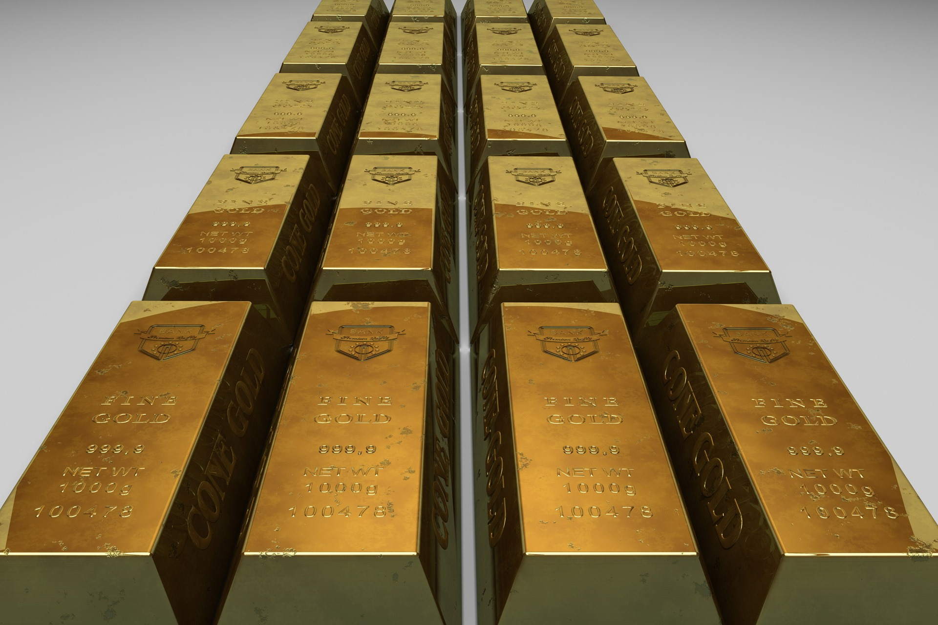 Gold Bullion 163553